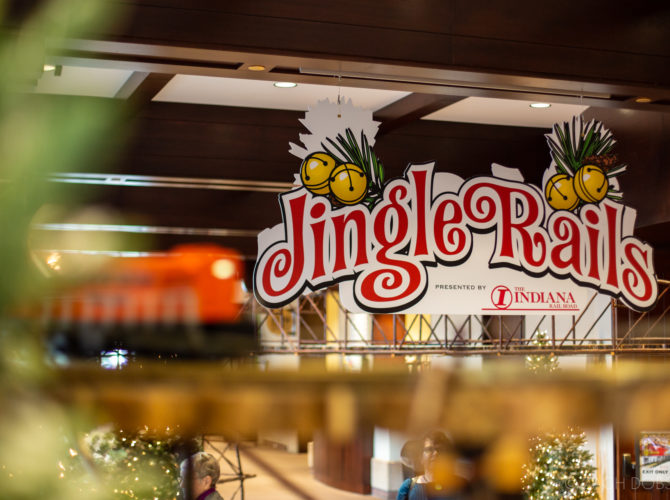 Jingle Rails 2018
