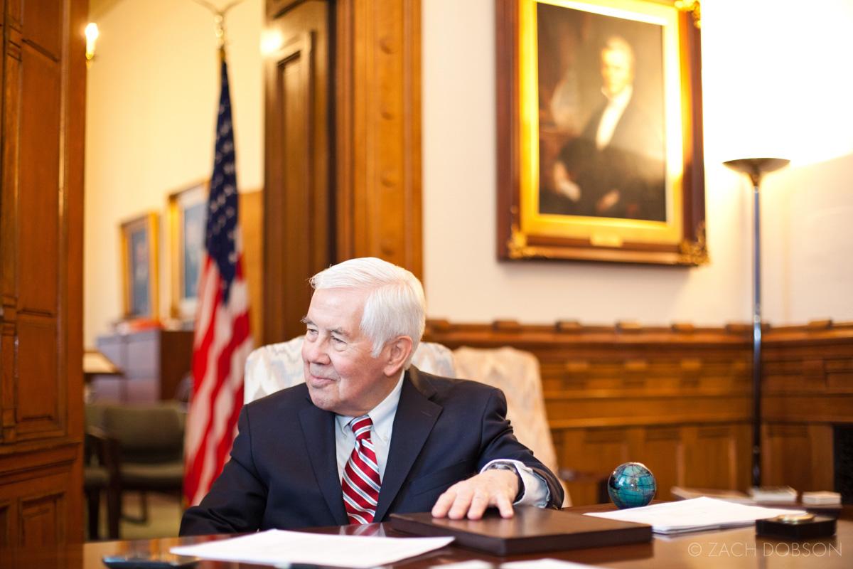 Senator Richard Lugar