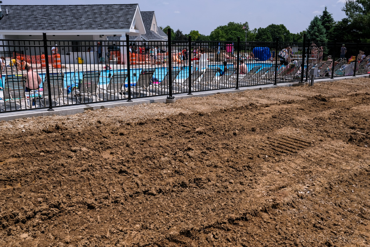 Carmel Indiana Pool Construction