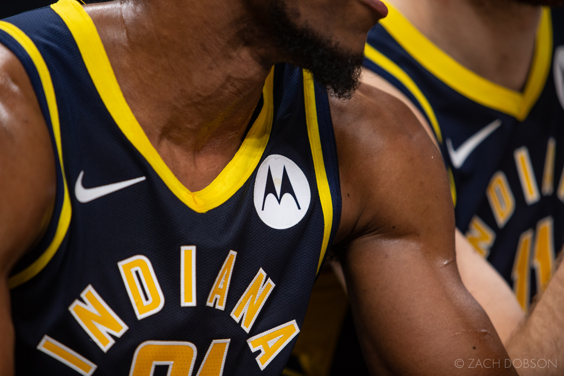 Indiana Pacers and Motorola