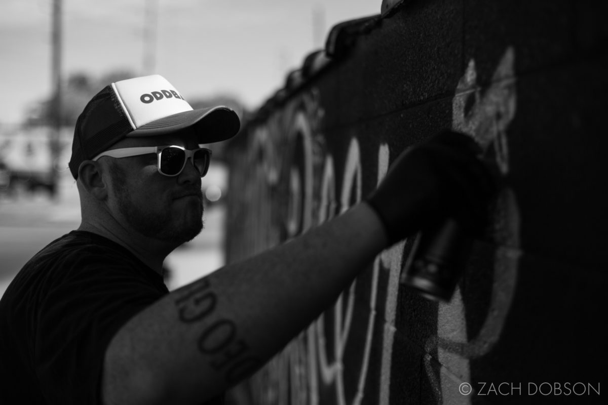 aaron scamihorn artist indianapolis graffiti