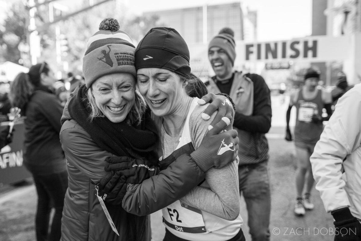Indianapolis Monumental Marathon, 2019. winner